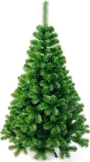 Елка и украшение GreenTerra Ель классическая с зелеными кончиками, 2.2 м - фото 1