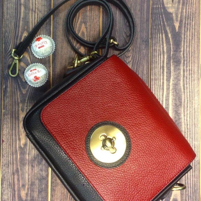 Магазин сумок Vezze Сумка женская 0124 - фото 1