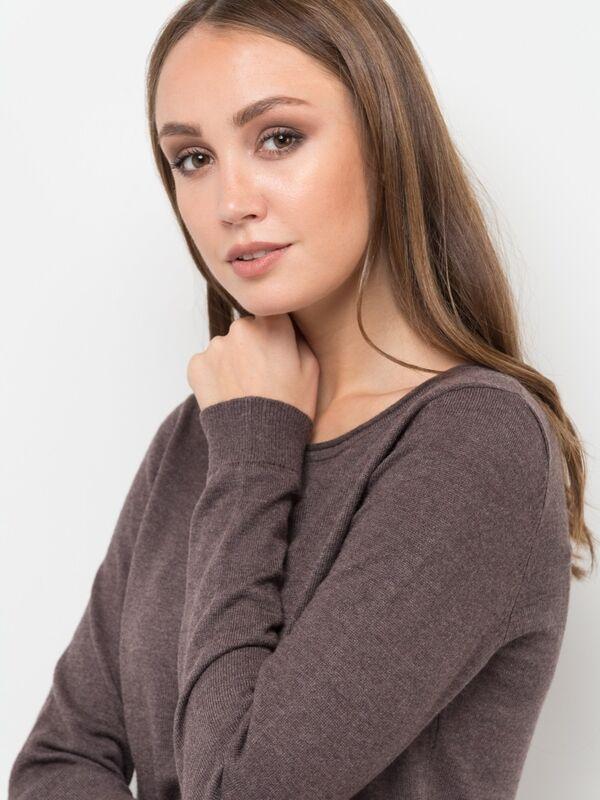 Кофта, блузка, футболка женская Sela Джемпер женский JR-114/1220-7442 - фото 2