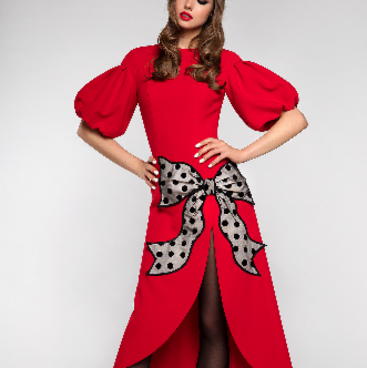Платье женское Pintel™ Платье Tuükka - фото 1