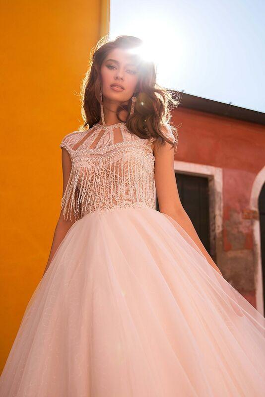 """Свадебный салон ALIZA свадебное платье  """"Medeya"""" - фото 3"""