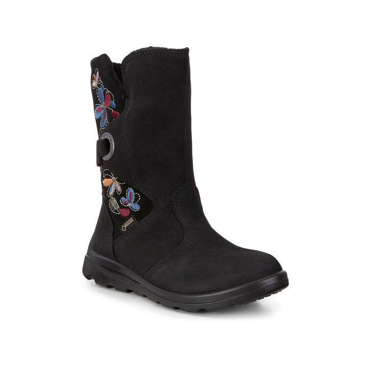 Обувь детская ECCO Сапоги детские JANNI 724712/01001 - фото 1