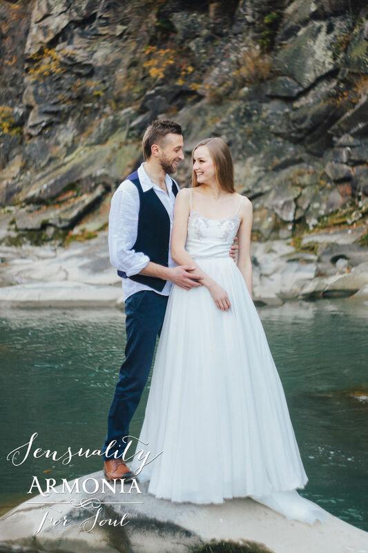 Свадебное платье напрокат Lanesta Свадебное платье Sensuality - фото 1