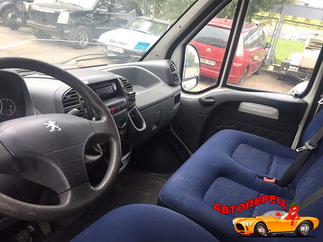 Прокат авто Peugeot Boxer - фото 4