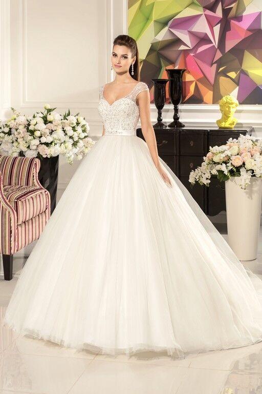 Свадебное платье напрокат Nora Naviano Платье свадебное Alisha - фото 1