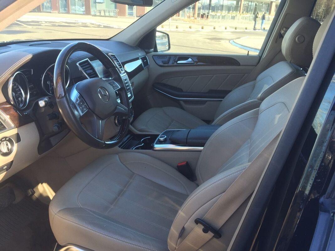 Прокат авто Mercedes-Benz GL 500 - фото 2