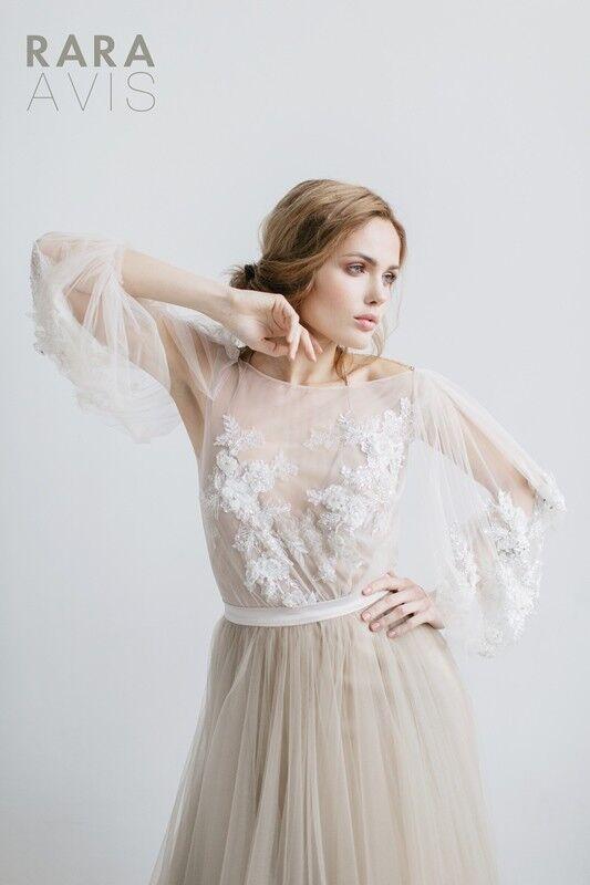 Свадебное платье напрокат Rara Avis Свадебное платье Linda - фото 1