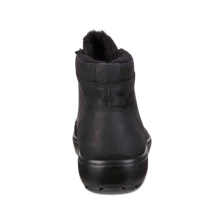 Обувь мужская ECCO Кеды высокие SOFT 7 TRED 450194/02001 - фото 5