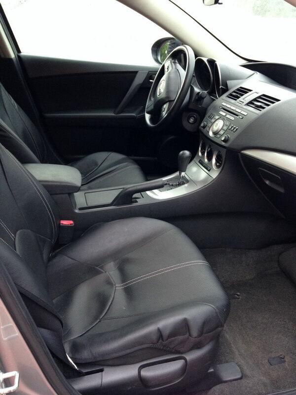 Аренда авто Mazda 3, 2010 г. - фото 4