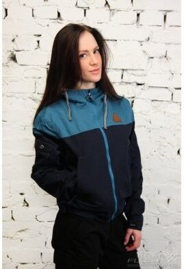 Спортивная одежда Air Jacket Куртка на флисе Blue Navy - фото 3