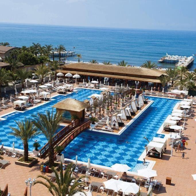 Туристическое агентство LetoTravel Пляжный тур в Турцию, Аланья, Quattro Beach Spa & Resort 5* - фото 1