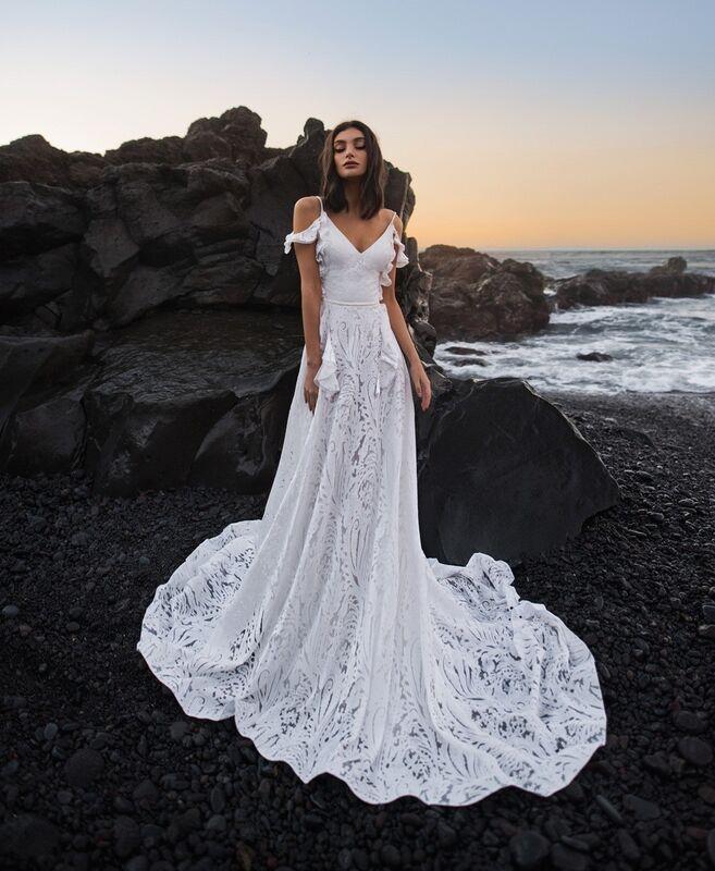 Свадебный салон Blammo-Biamo Платье свадебное Dream Ocean  Manul - фото 1
