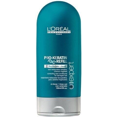 Уход за волосами L'ORÉAL Paris Кондиционер для волос «Pro-Keratin Refill» - фото 1