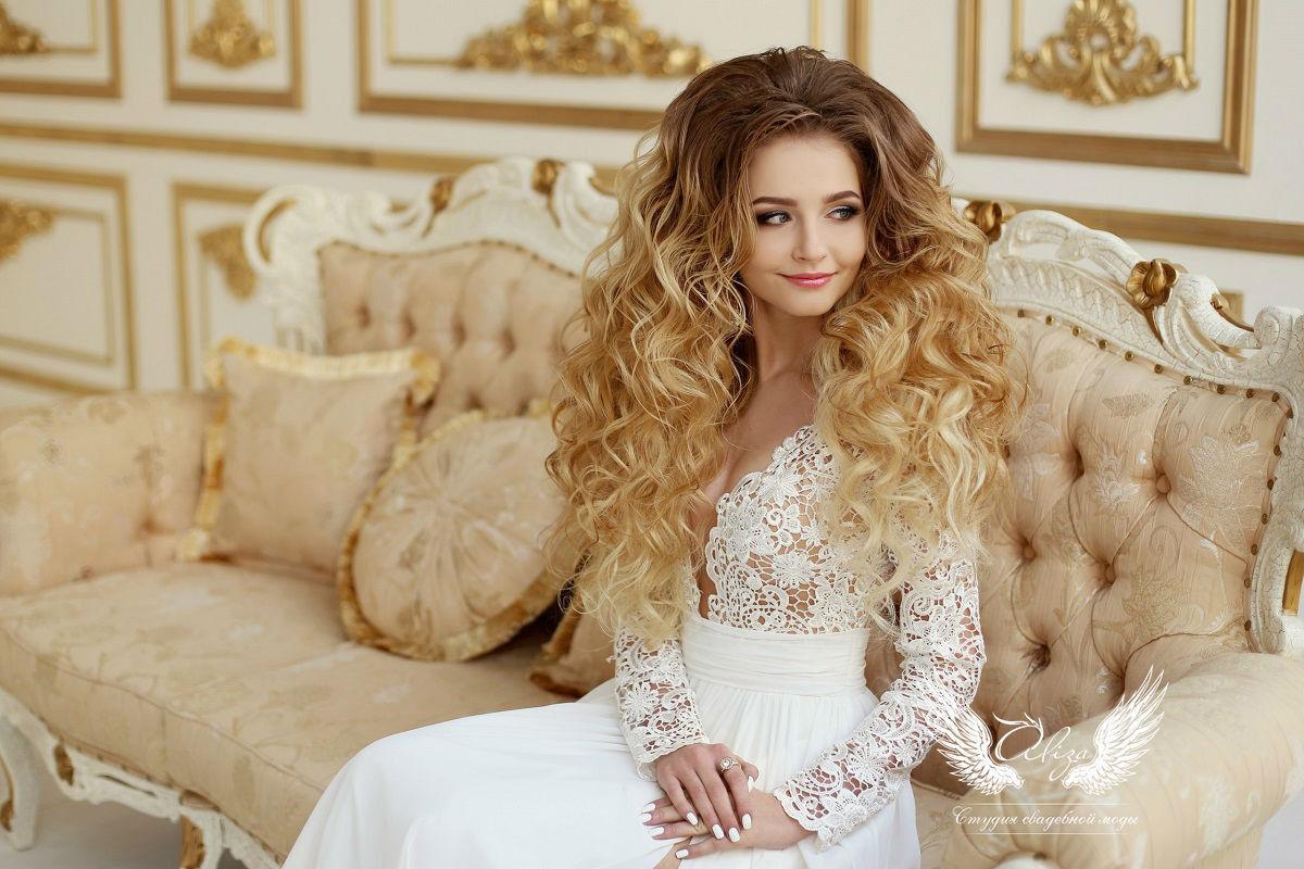 Свадебный салон ALIZA Свадебное платье «Bojena» Ameli Benya - фото 5