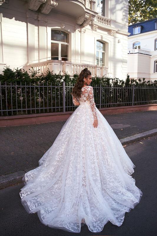 Свадебное платье напрокат Vanilla room Платье свадебное Ева - фото 2