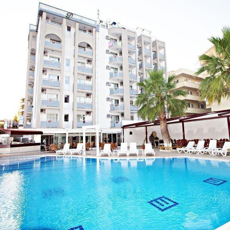 Туристическое агентство Jimmi Travel Пляжный тур в Турцию, Кушадасы, Dabaklar Hotel 4* - фото 1