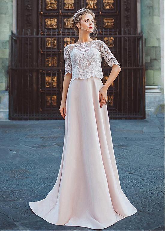 Вечернее платье Vanilla room Вечернее платье V-018 - фото 2