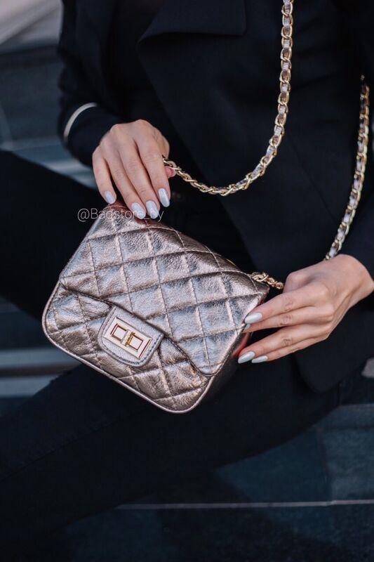 Магазин сумок Vezze Кожаная женская сумка C00388 - фото 1