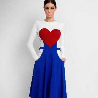 Платье женское Pintel™ Платье Skay - фото 1