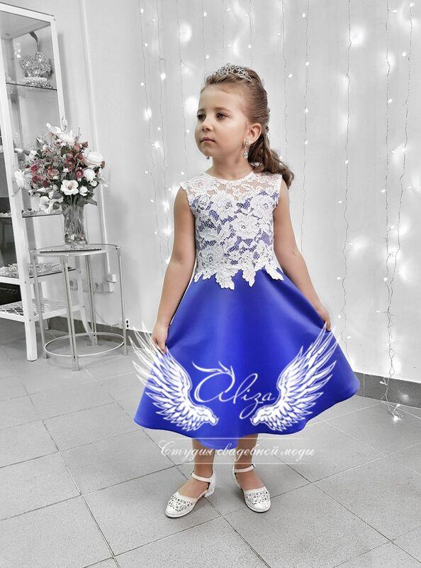 Платье детское ALIZA Детское вечернее платье Stella - фото 1