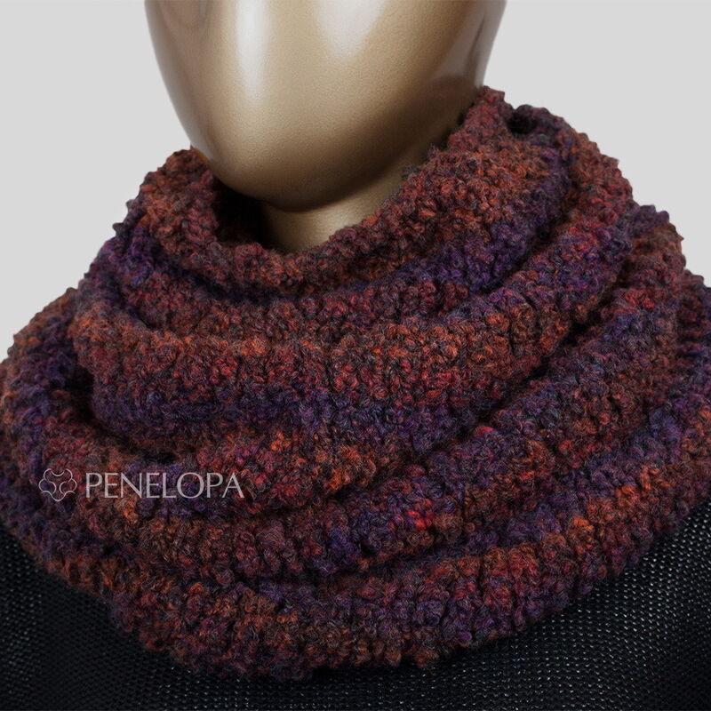 Шарф и платок PENELOPA Двойной снуд M67 - фото 1