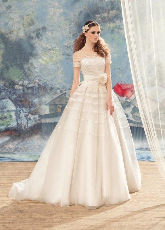 Свадебный салон Papilio Свадебное платье «Дакнис» 1722L - фото 1