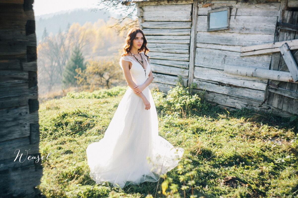 Свадебное платье напрокат Lanesta Свадебное платье Weasel - фото 2