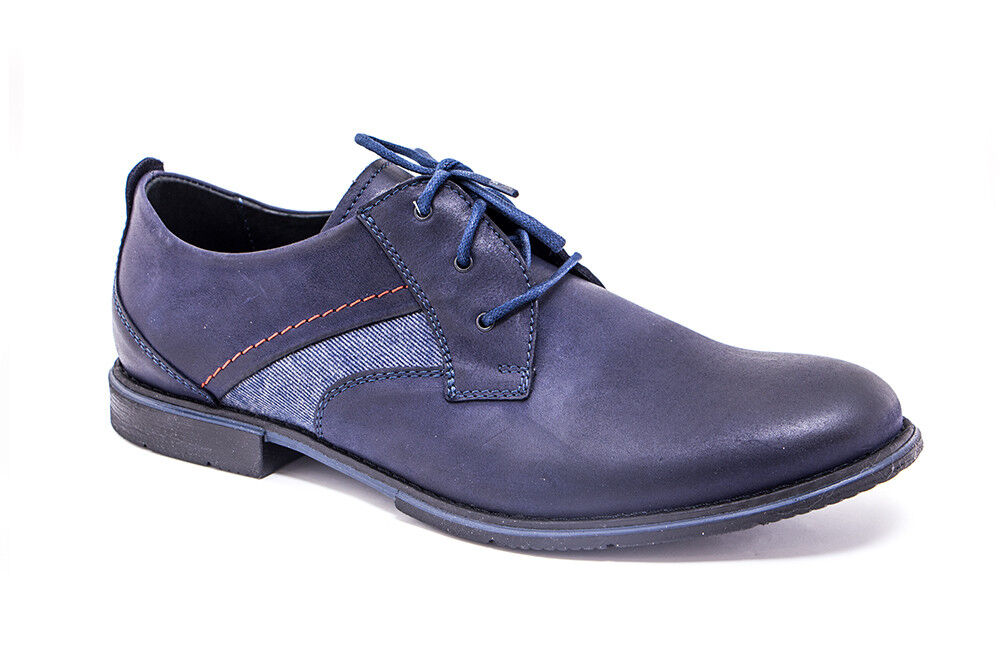 Обувь мужская Krisbut Полуботинки мужские 4937-2-9 - фото 1