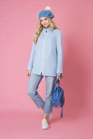 Верхняя одежда женская Elema Пальто женское демисезонное 1-8398-1 - фото 1