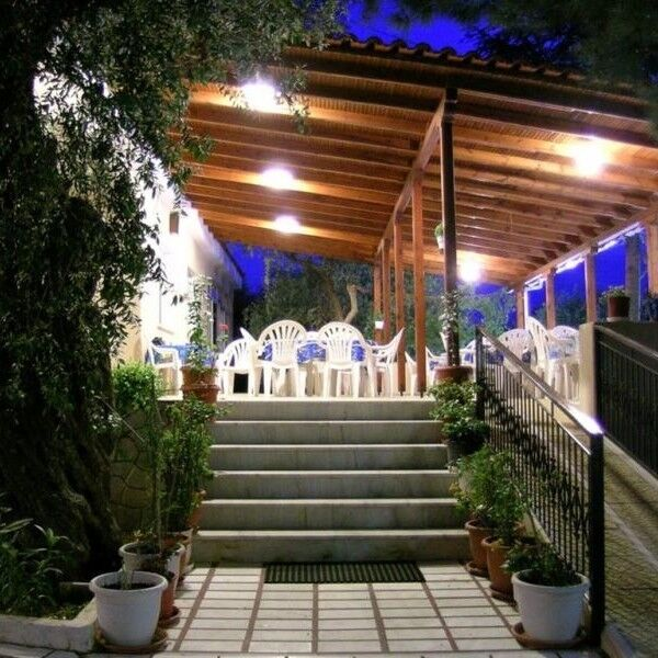 Туристическое агентство География Пляжный авиатур в Грецию, Тасос, Filippos Hotel 3* - фото 1