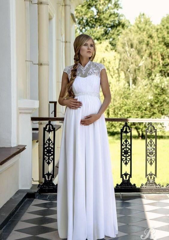 Свадебное платье напрокат Robe Blanche Свадебное платье Teresa - фото 2