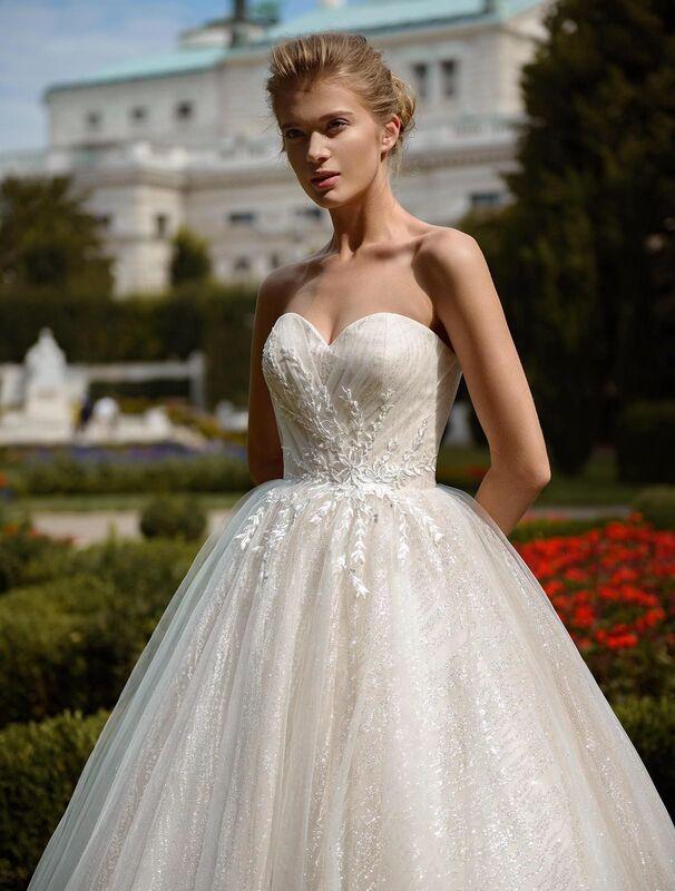 """Свадебный салон ALIZA свадебное платье """"Violy' - фото 2"""