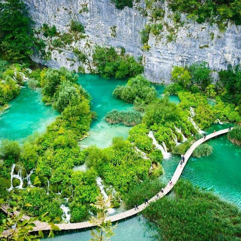 Туристическое агентство Внешинтурист Комбинированный автобусный тур CR1 «Балканский вояж» + отдых в Хорватии - фото 1
