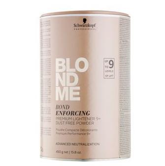Уход за волосами Schwarzkopf Blond Me Обесцвечивающая пудра - фото 1