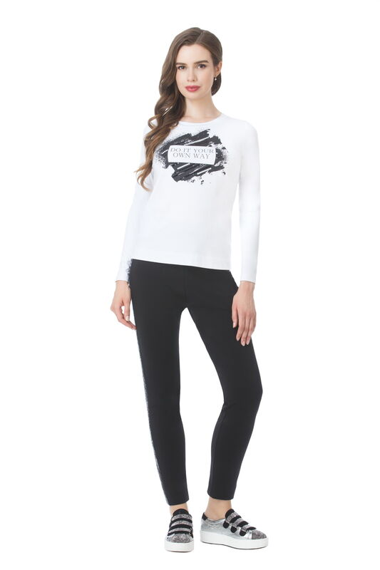 Кофта, блузка, футболка женская Elema Блузка женская Т-73321 - фото 1