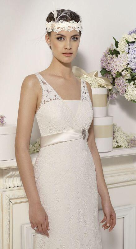 Свадебное платье напрокат Novia D'Art Платье свадебное Pekin - фото 1