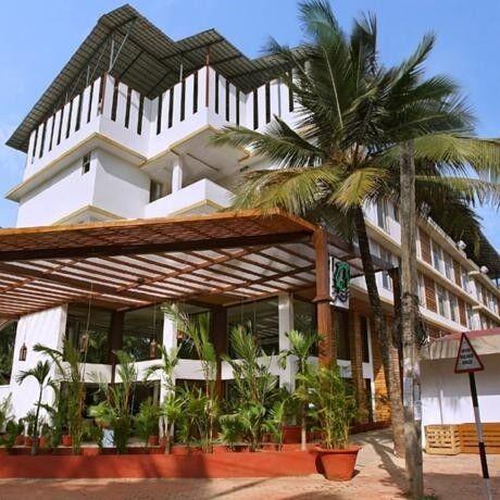 Туристическое агентство Вокруг Света Пляжный тур на Гоа, Индия, Turtle Beach Resort 4* - фото 1