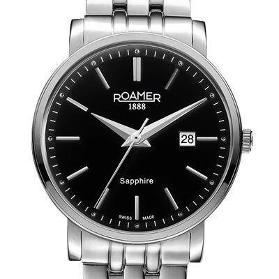Часы Roamer Наручные часы 709856 41 55 70 - фото 1