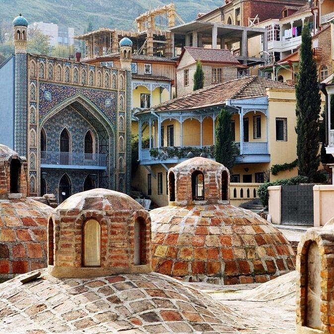 Туристическое агентство Внешинтурист Экскурсионный авиатур Ge1 «Ваши тайные мечты о Грузии» - фото 1