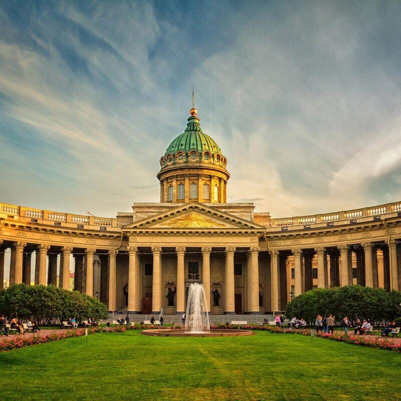 Туристическое агентство Территория отдыха Автобусный тур в Санкт-Петербург 14 сентября! Программа «Стандарт» - фото 1