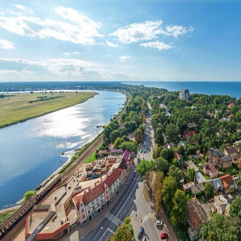 Туристическое агентство Территория отдыха Автобусный тур «Три столицы Балтии: Таллин - Рига - Юрмала - Вильнюс» - фото 1