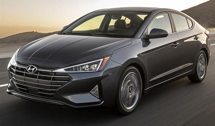 Прокат авто Hyundai Elantra 2019 AT - фото 5