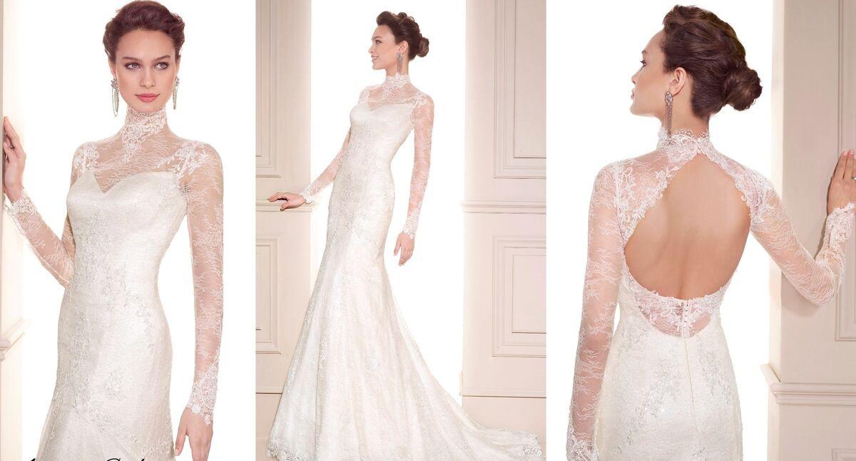 Свадебное платье напрокат Fara Sposa Платье свадебное 5607 - фото 2