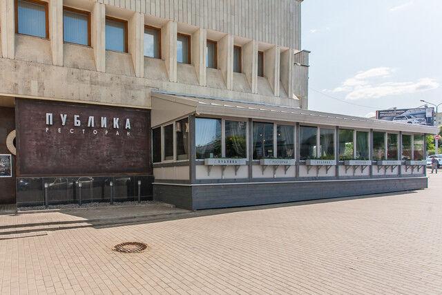 Ресторан и кафе на Новый год Публика Терраса - фото 6