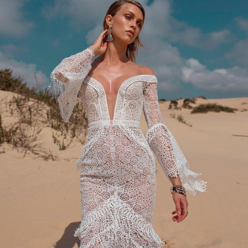 Свадебное платье напрокат Rara Avis Свадебное платье Wild Soul Luchian - фото 1