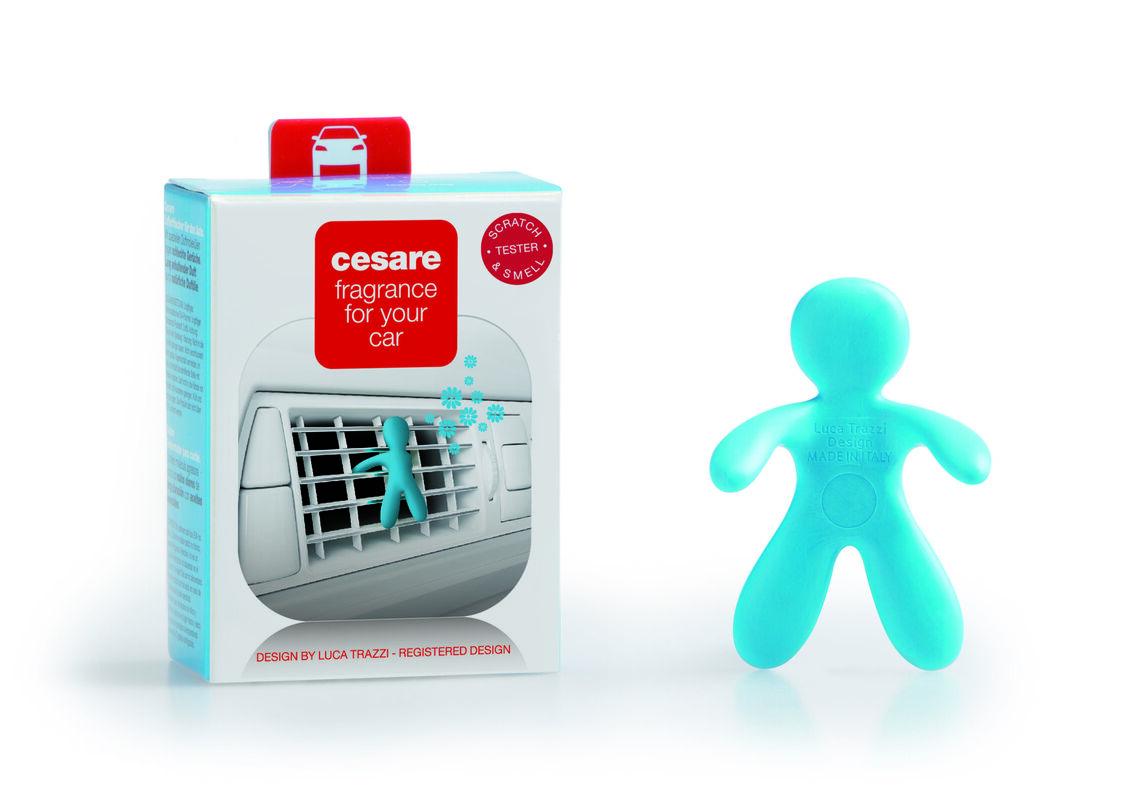 Подарок на Новый год Mr & Mrs Fragrance Ароматизатор воздуха для автомобиля Cesare - фото 7