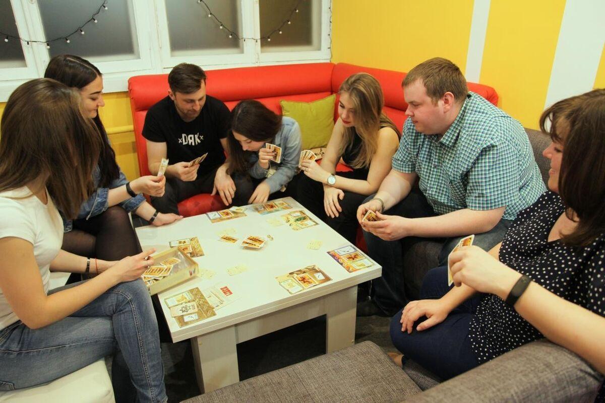 """Квест Quest Zone Игровое пространство """"Party Zone"""" на компанию свыше 15 чел. - фото 4"""