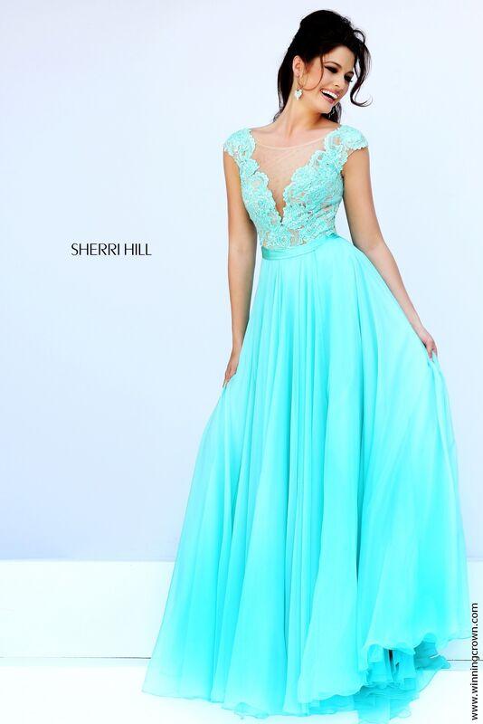 Вечернее платье Sherri Hill Платье 11269 - фото 3