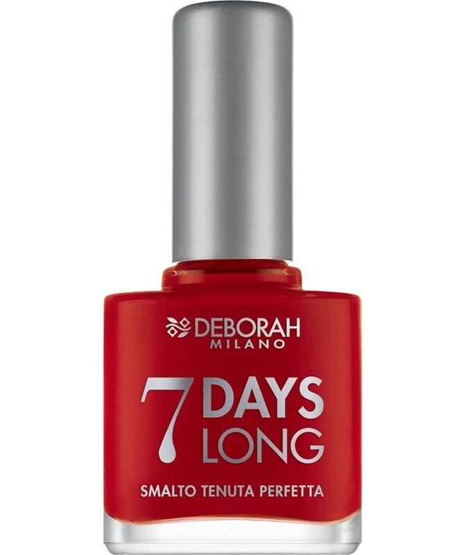 Декоративная косметика Deborah Milano Лак для ногтей 7 Days Long - №39 - фото 1