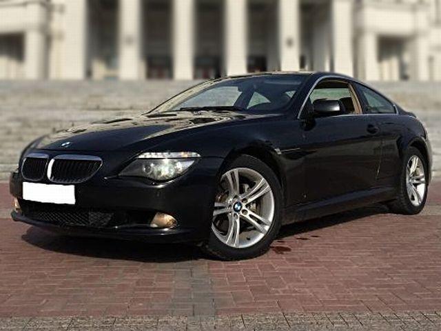 Прокат авто BMW 6 Coupe 2008 год - фото 5